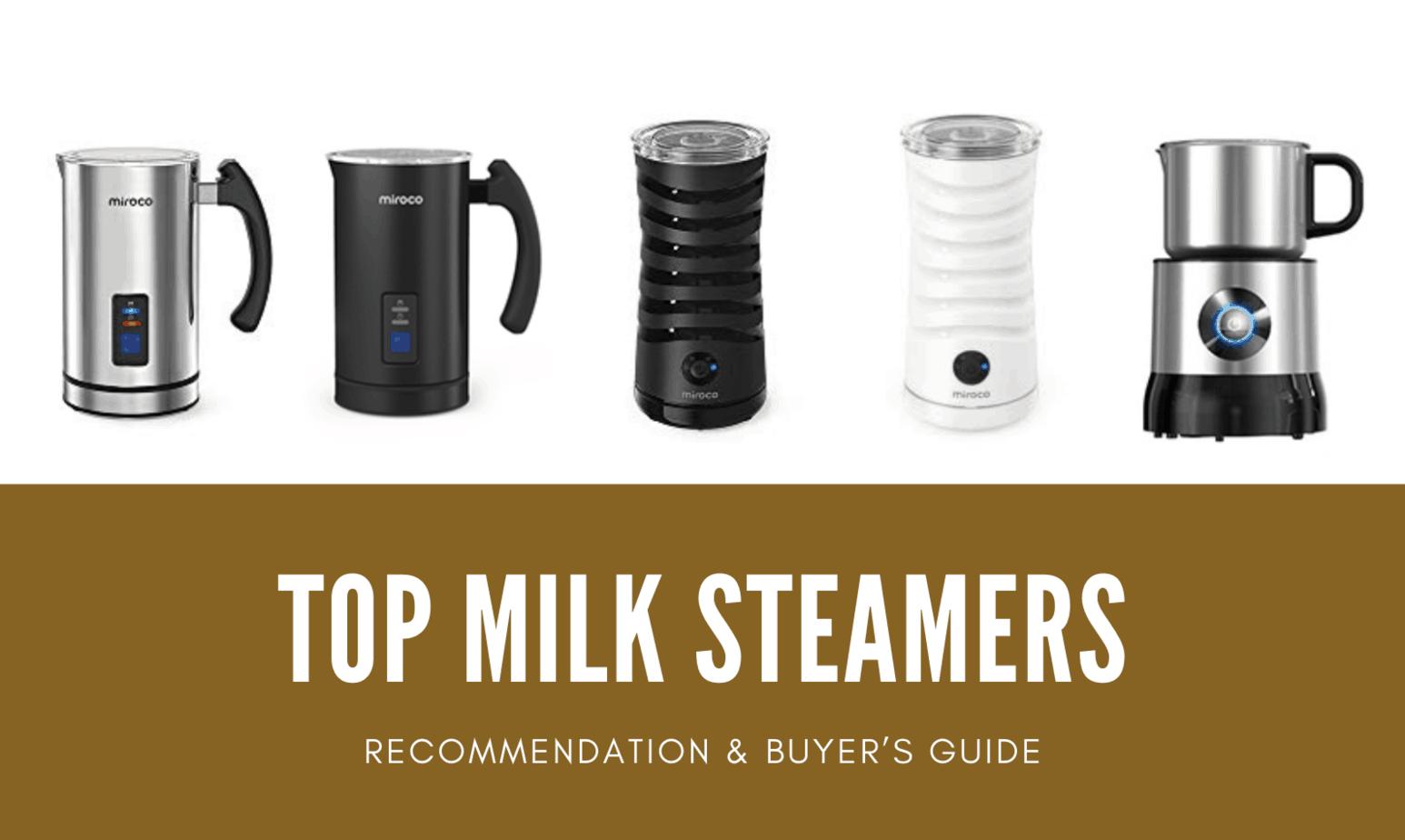 Best Milk Steamers