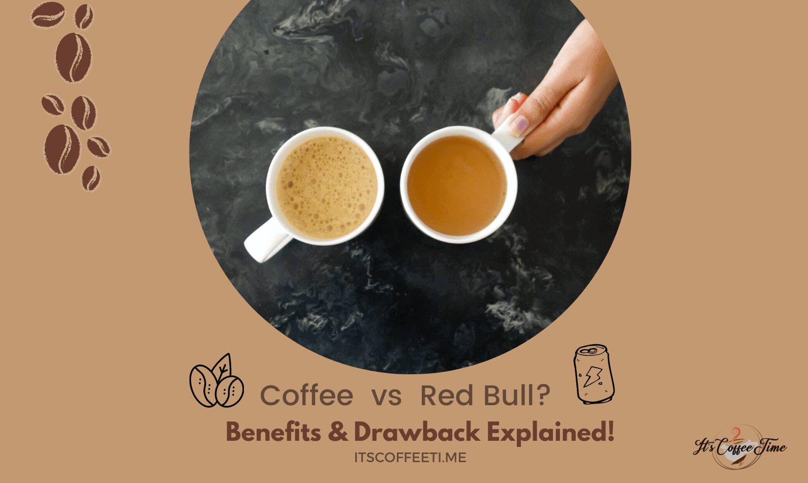 Coffee vs Red Bull