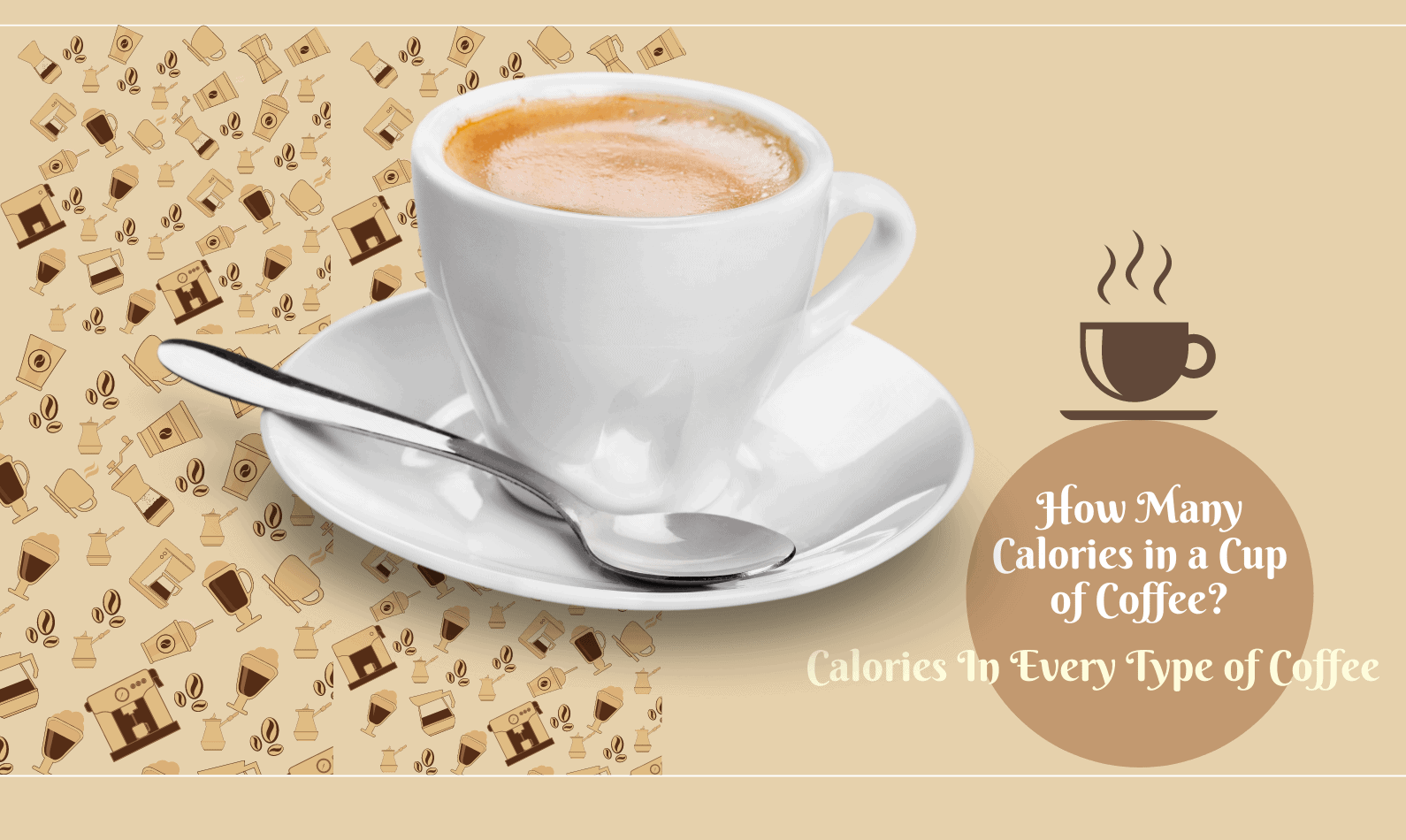 How Many Calories in a Cup of Coffee