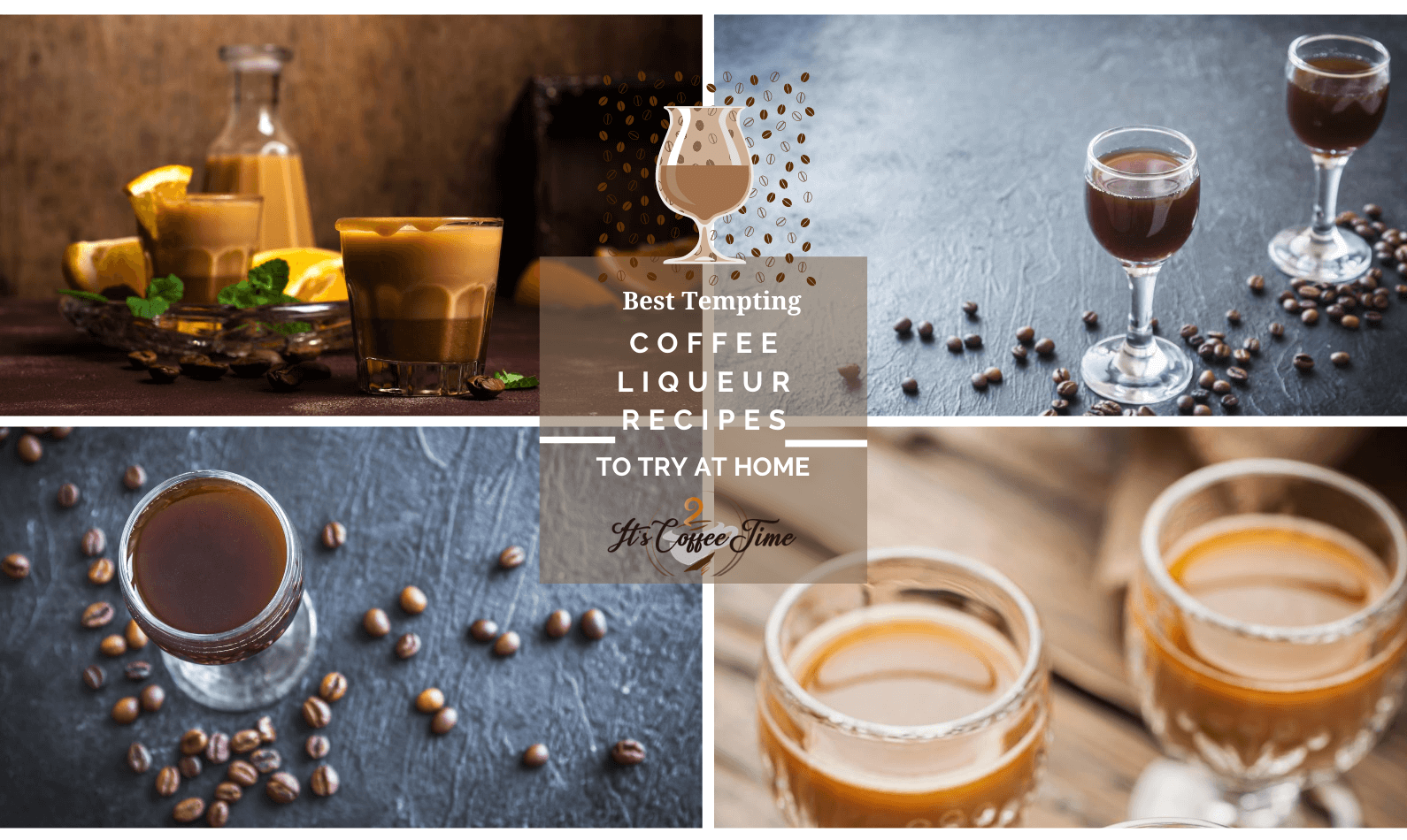 Coffee Liqueur Recipes