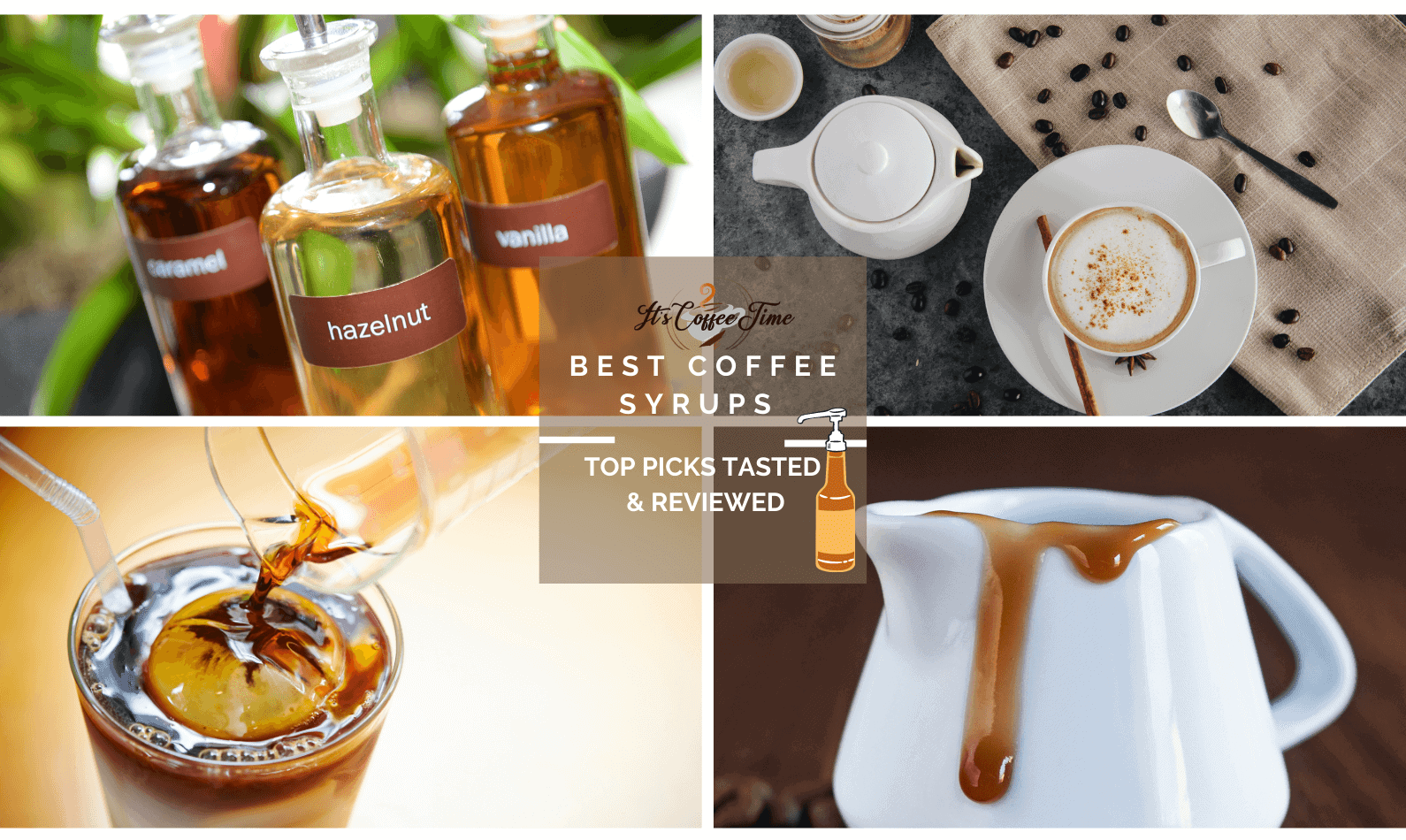 Best Coffee Syrups